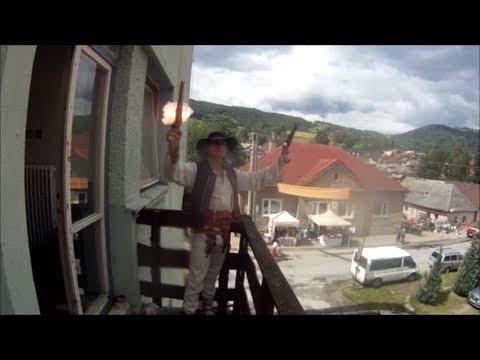 Klenovec 2018 místo dopadení Jánošíka