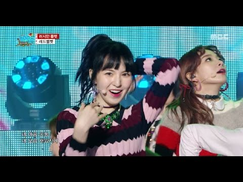 [HOT] Red Velvet - Russian Roulette, 레드벨벳 - 러시안 룰렛 Show Music core 20161224