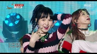 Gambar cover [HOT] Red Velvet - Russian Roulette, 레드벨벳 - 러시안 룰렛 Show Music core 20161224