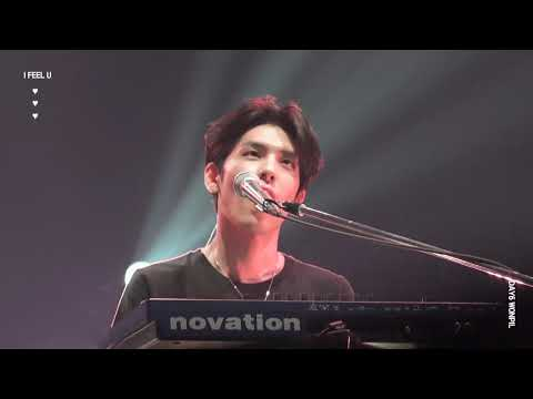 181029) 데이식스(Day6) -Congratulations (Wonpil Focus) @OSAKA
