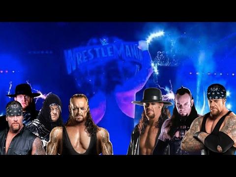 Undertaker Tribute #ThankYouTaker (Please watch on desktop)
