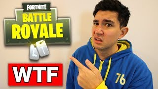 Fortnite is a stupid game & here's why...