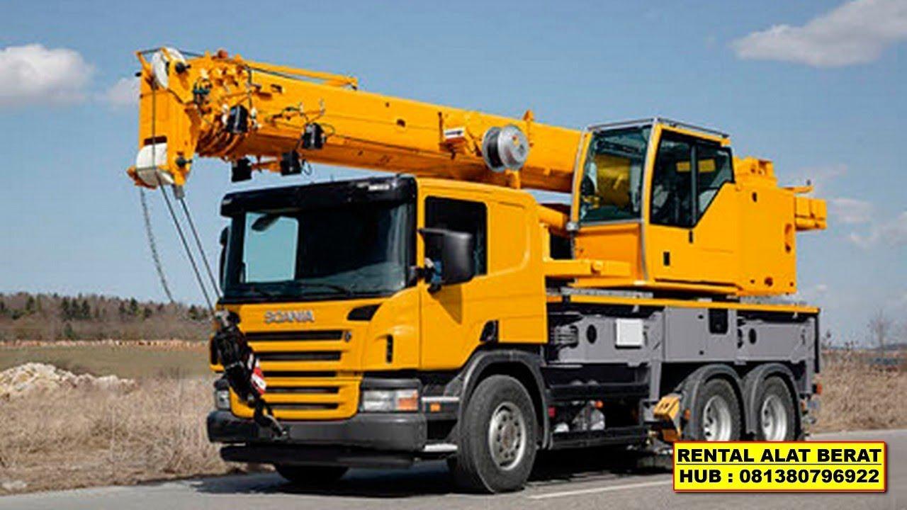 0813 8079 6922 Daftar Harga Sewa Truck Crane Youtube