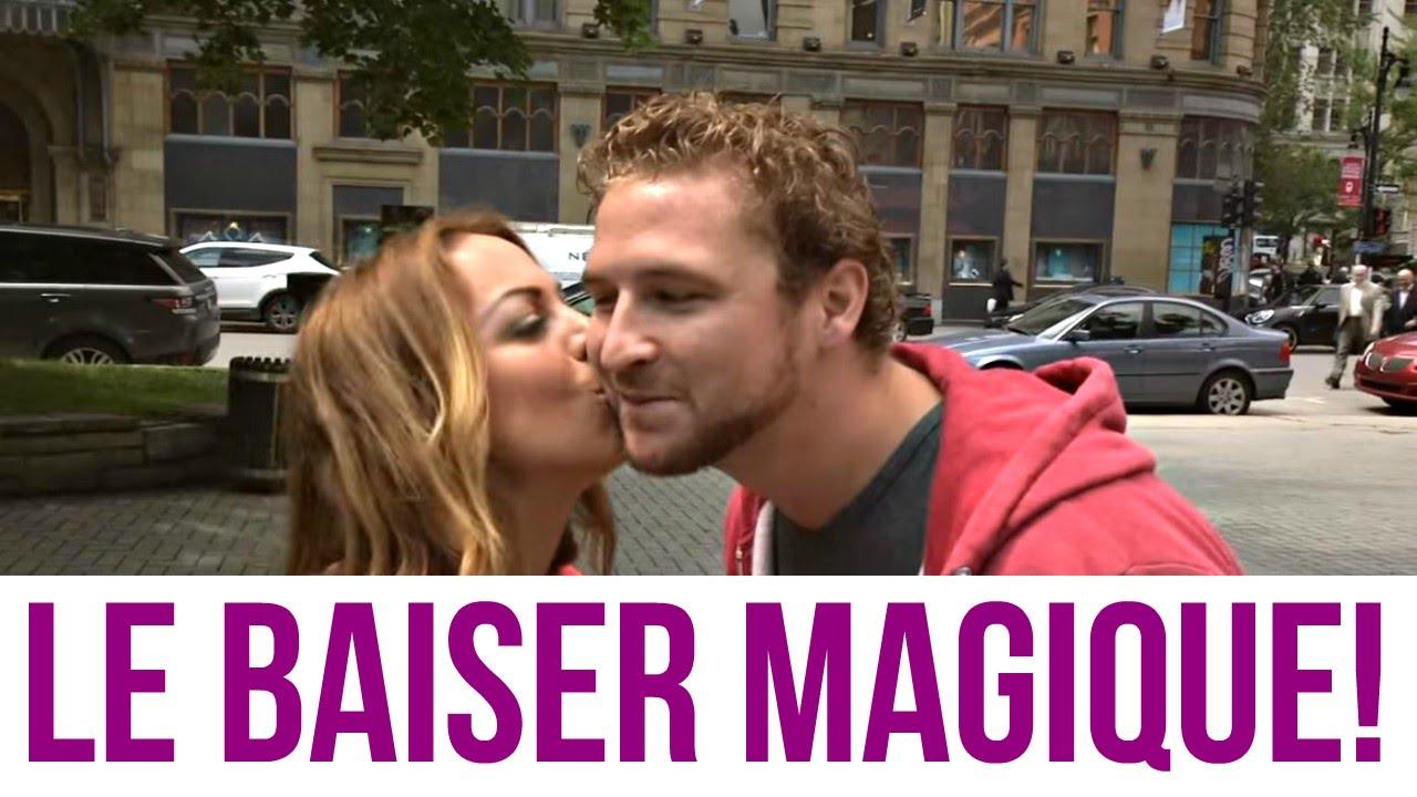 tour de magie french kiss
