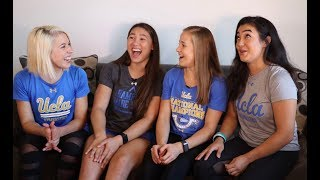 UCLA Women's Gymnastics Cribs: Take an all-access apartment tour with the Bruins