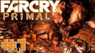 FAR CRY PRIMAL - Прохождение #1 - Уга-ча-га