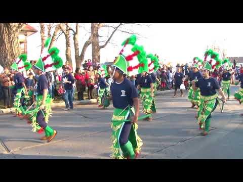 Desfile Guadalupano 2017 en Wichita ks