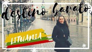 CONOCIENDO VILNA (vilnius) Lituania #2