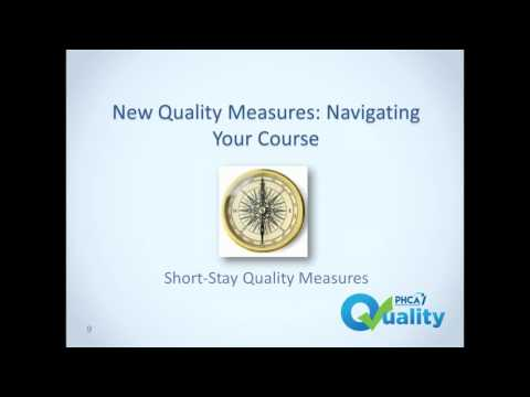 Navigating the New CMS Quality Measures
