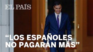 """PEDRO SÁNCHEZ: """"Nunca más los españoles pagarán el IMPUESTO de las HIPOTECAS"""""""
