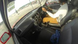 DRAG RACE MEDAN 2013 (ON BOARD FZ)(22-09-2013)