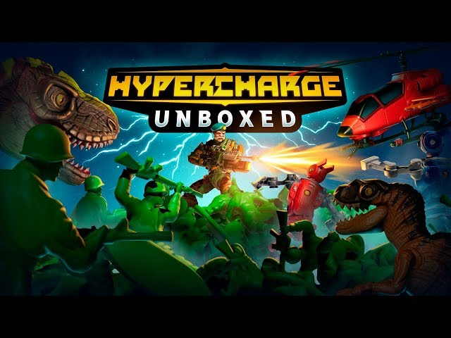 TOY SOLDIERS | HYPERCHARGE: Unboxed
