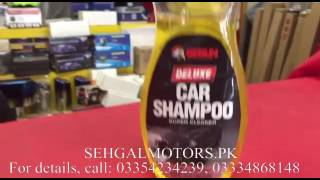 Getsun Deluxe Car Shampoo 500ML