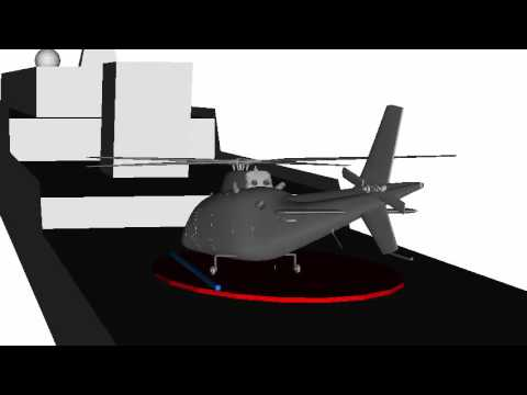 Helicopter Landing on Ship: Model and Simulation—Wolfram Blog