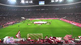 FC Bayern vs. Bayer Leverkusen (1-0) - Highlights/Stimmung vom Spiel 06/12/2014 HD
