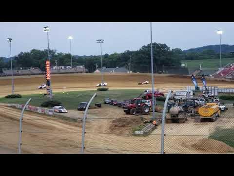 Lawrenceburg Speedway July 21(heat)
