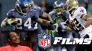 The Beast Quake with Marshawn Lynch | NFL Films Presents | NFL Films