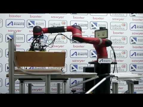 Active8 Robots Robotic Box Erector