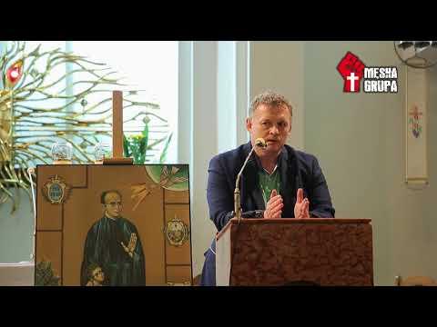 Świadectwo I Konferencja - Andrzej Duffek Dla Męskiej Grupy Z Rzeszowa