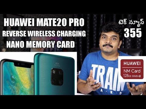 Technews 355 Huawei Mate 20,Mate 20Pro,RS&20X,HelioP70,Vivo Z3,PUBG Update etc