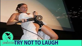 Try Not To Laugh - | Ultimate Funny Fails Compilation 2017 | Posteries