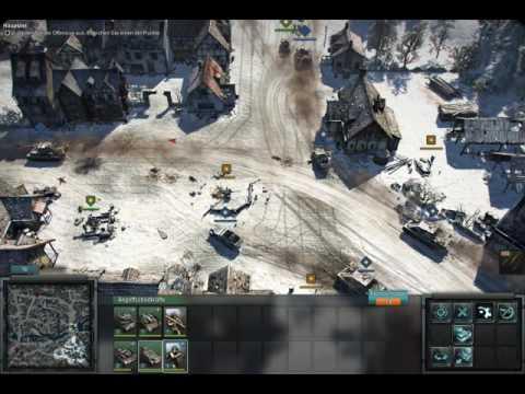 Blitzkrieg 3 Deutsche Kampagne Mission 8 Finale