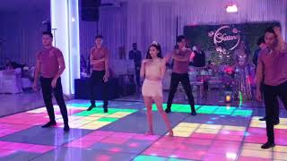 mejor baile sorpresa taki taki dj snake coreografia xv aos yuriana