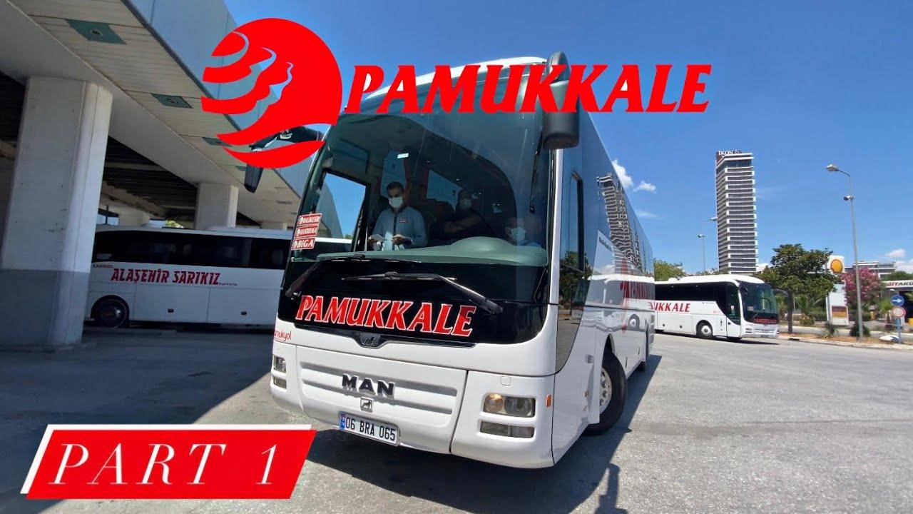 Pamukkale Turizm Jumbo / Muğla - İstanbul Yolculuğu 2.Bölüm