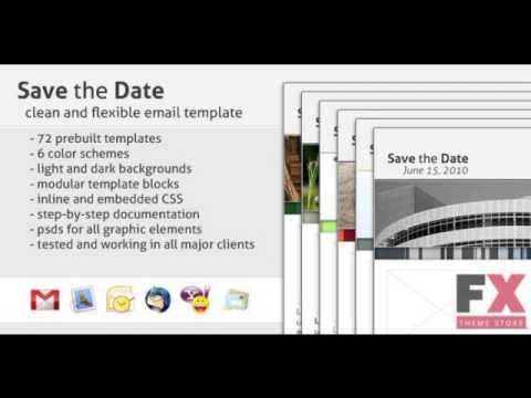 preview save the date email template emailtemplates email te
