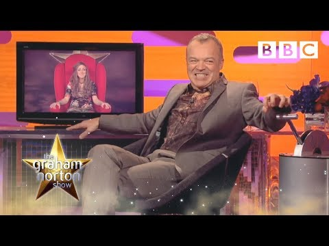 Girl from Derry's hilarious red chair story  | The Graham Norton Show - BBC