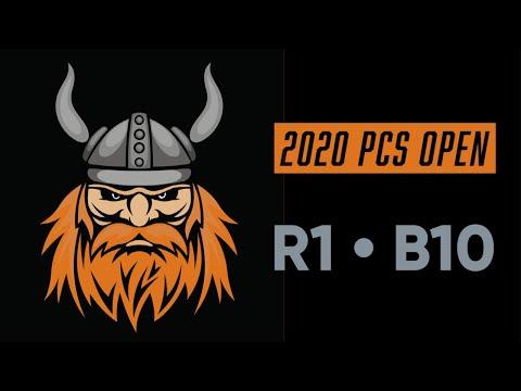 2020 PCS Open • R1 • B10 • Kristofer Hivju • Knut Håland • Anniken Steen • Jøran Gjelsten Lufall