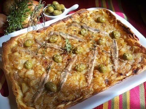 recette-simple-:-tarte-aux-oignons-pissaladière-à-l'ancienne-mère-mitraille---canal-gourmandises
