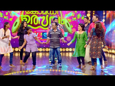 Comedy Utsavam │Flowers│Ep# 61