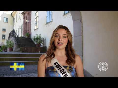 The Miss Globe ® 2020 - Sweden - Rebecka Enholm