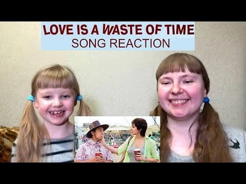 LOVE IS A WASTE OF TIME Song Reaction With My Niece | PK | Aamir Khan | Anushka Sharma