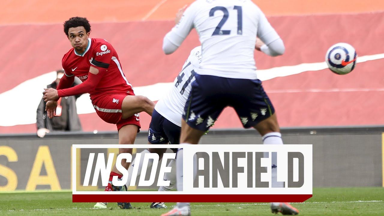 Download Inside Anfield: Liverpool 2-1 Aston Villa   Behind-the-scenes of the Reds' late winner