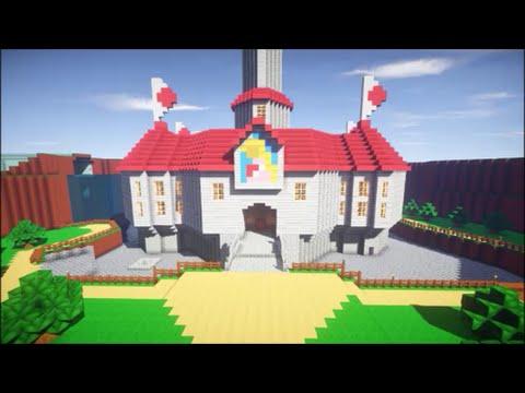 Minecraft Mario 64 Trailer HD 1080p