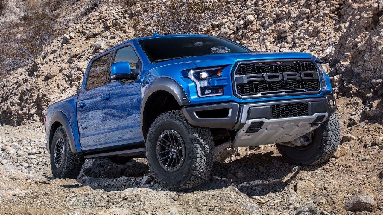 Ford F-150 Raptor 2019 - Off-Road