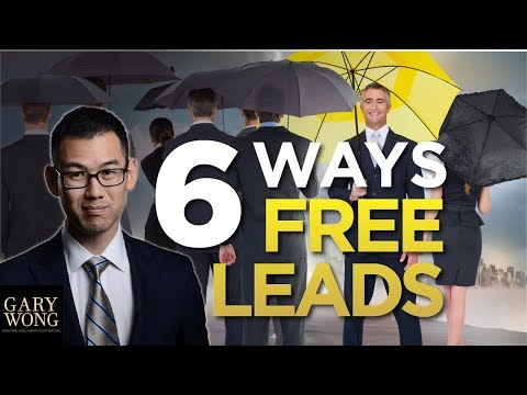 How To Generate FREE Leads As A Realtor