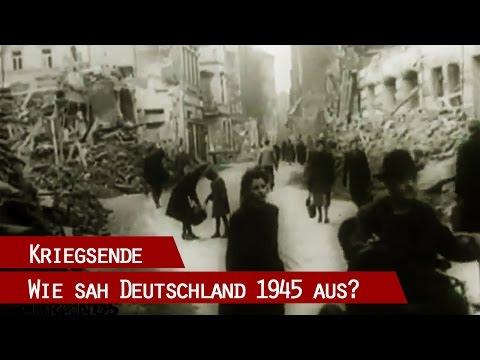 Deutschland 1945: Bilder aus einem fremden Land