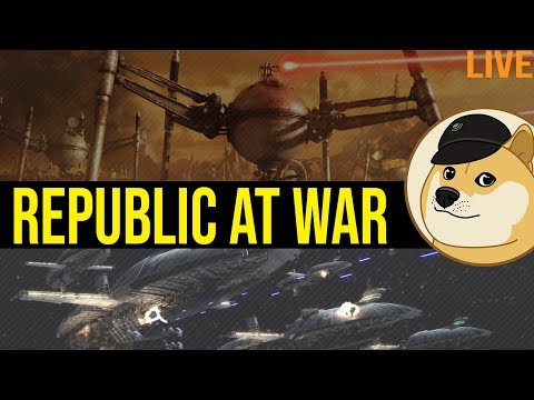 Star Wars: REPUBLIC AT WAR - The CIS Take over the Galaxy