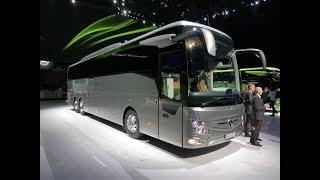 Der neue Mercedes Benz Tourismo - Die Weltpremiere