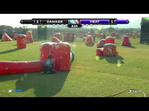 Houston Heat vs Tampa Bay Damage 2014 PSP West Coast Open Friday Game 12
