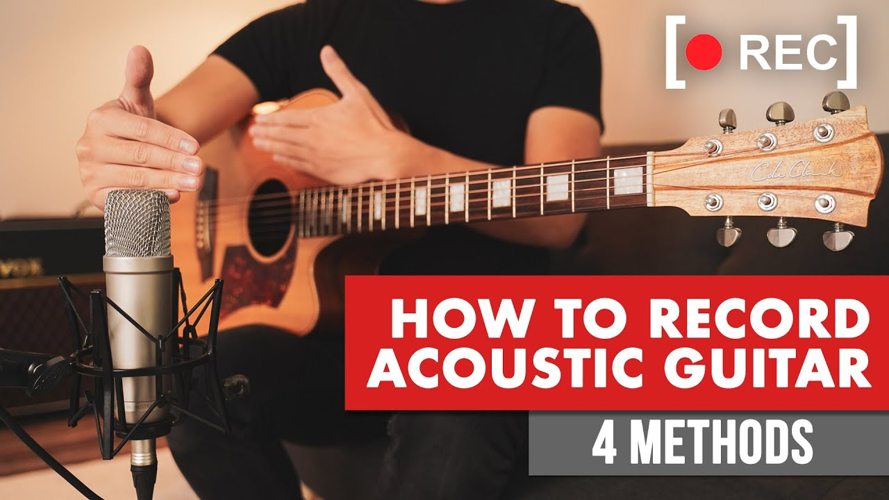 Multi-Mic and Stereo Mic Techniques for Recording Acoustic