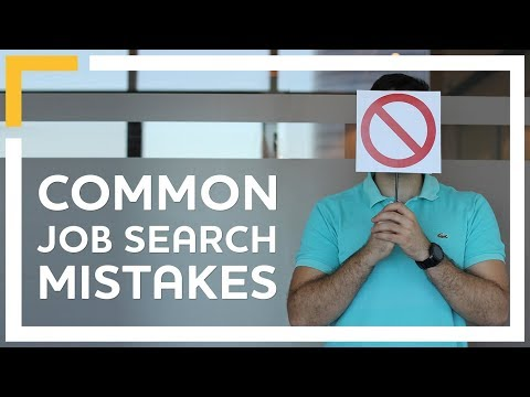 Common Job Search Mistakes – Bayt.com Career Talk | Episode 30