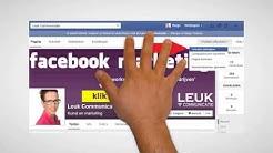 Hoe krijg ik (gratis) meer likes op Facebook?