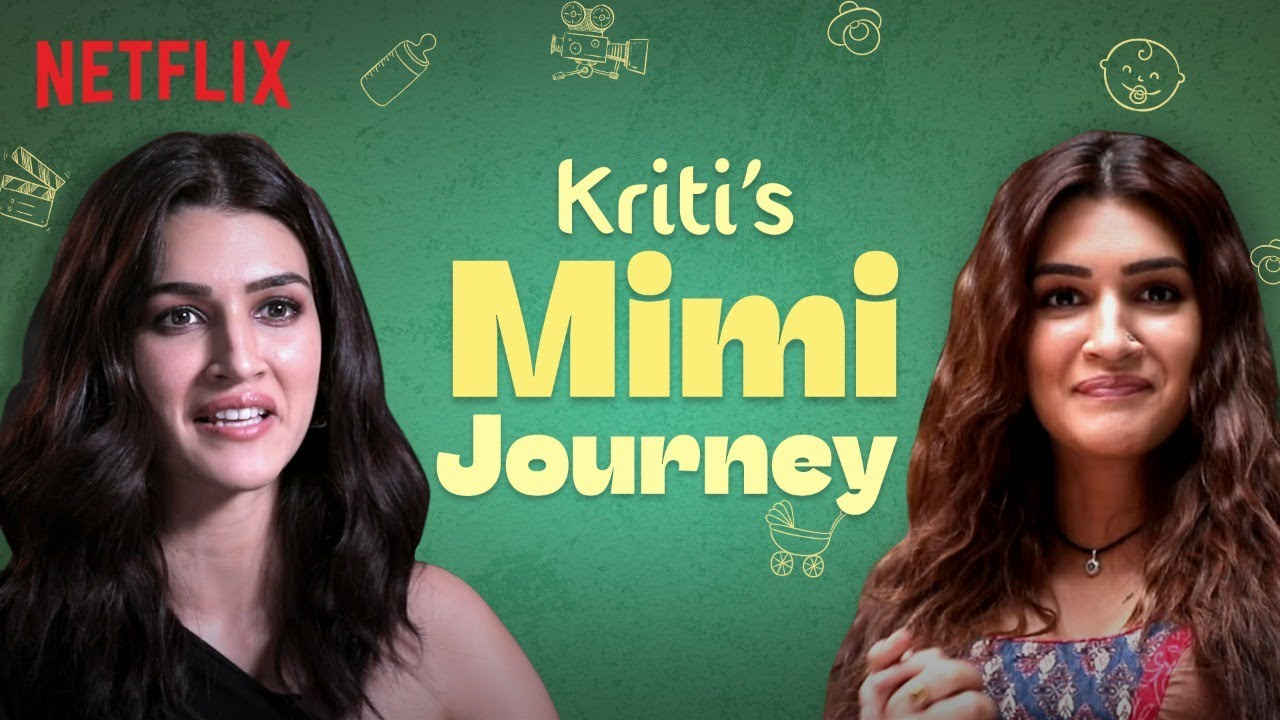 Introducing Mimi | Kriti Sanon, Pankaj Tripathi | Netflix India