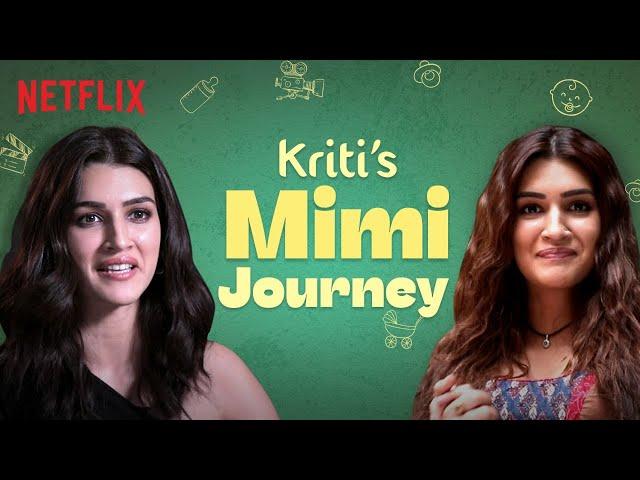 Meet Mimi | Kriti Sanon, Pankaj Tripathi | Netflix India