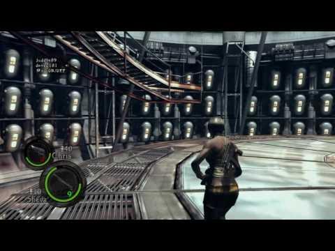 RESIDENT EVIL 5 (With Nerd Australia Gamer )