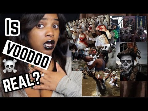 The TRUTH About Haitian Voodoo | Thee Mademoiselle ♔